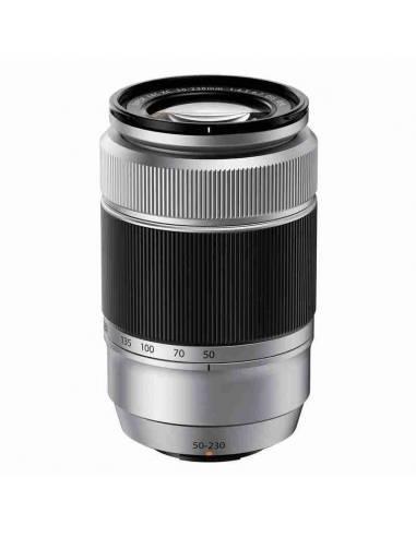 FUJINON XC50-230mm F4.5-6.7 OIS II Silver
