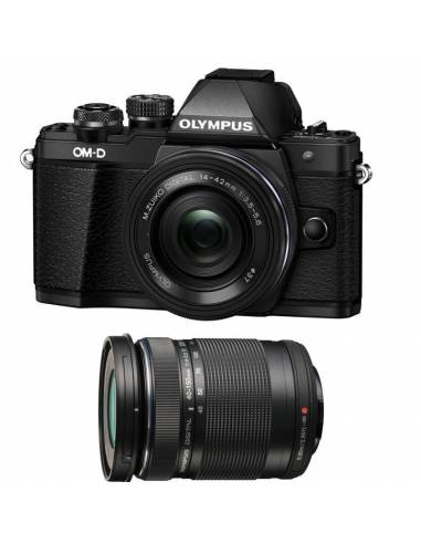 OLYMPUS OM-D E-M10 Mark II +14-42 EZ+40-150