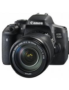 CANON EOS 750D (cuerpo)