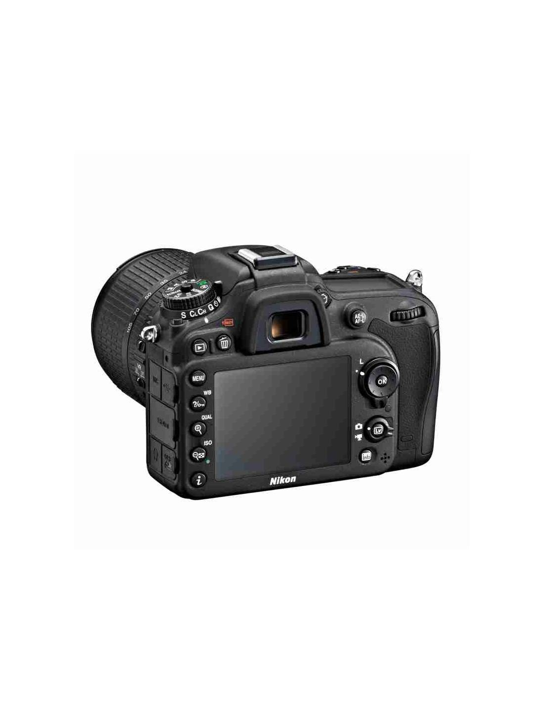 NIKON D7100 + 18-105 VR - FOTO K