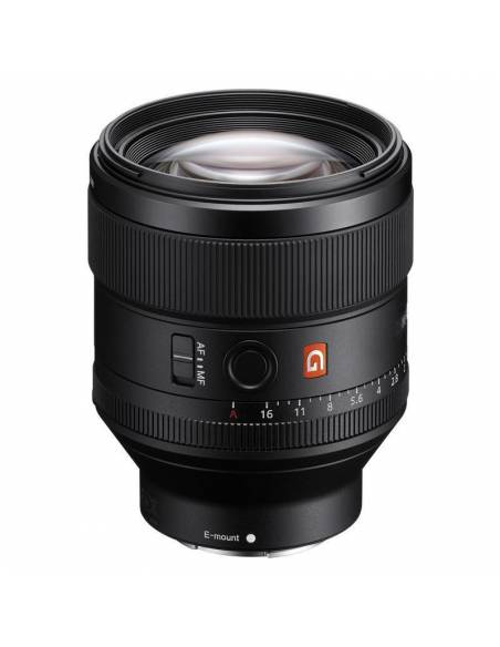 SONY 85 mm F1.4 FE G Master (SEL85F14GM)