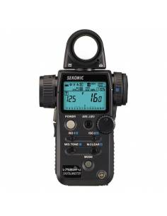SEKONIC L-758D DIGITAL MASTER RADIO
