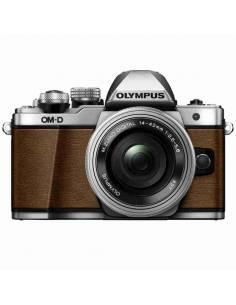 "OLYMPUS OM-D E-M10 Mark II +14-42 EZ ""Limited Edition"" Brown"