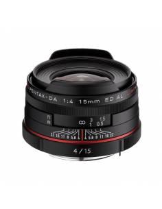 PENTAX 15mm F4 HD DA AL Limited Edition Black