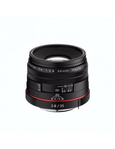 PENTAX 30mm F2.8 HD DA Macro Limited Edition Black