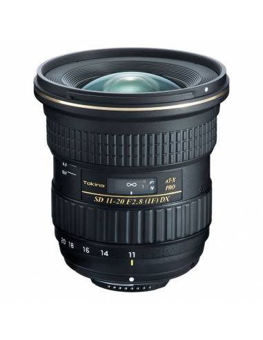 TOKINA AF 11-20mm F2.8 AT-X PRO DX 11-20 F2.8 para CANON