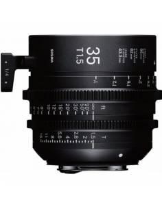 SIGMA 35mm T1.5 FF (selecciona tu montura)