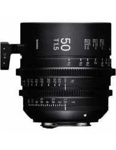 SIGMA 50mm T1.5 FF (selecciona tu montura)