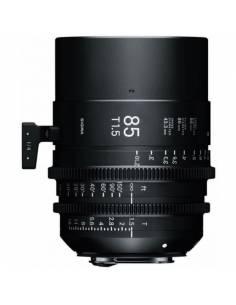 SIGMA 85mm T1.5 FF (selecciona tu montura)