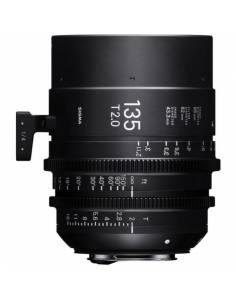 SIGMA 135mm T2 FF (selecciona tu montura)