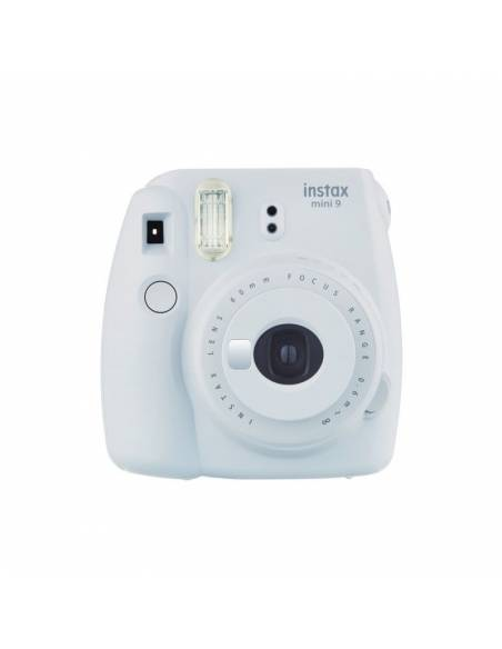 FUJIFILM INSTAX MINI  9 Smokey White (KIT: Funda + carga 10 fotos)