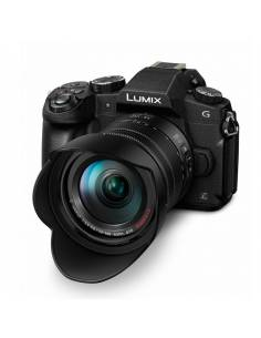 PANASONIC LUMIX DMC-G80H + 14-140mm F3.5-5.6 OIS (Black)