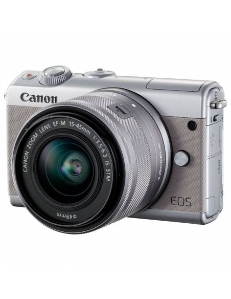 CANON EOS M100 + 15-45 IS STM GREY