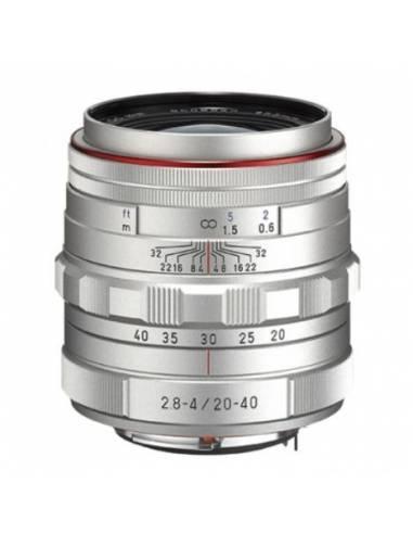 PENTAX DA 20-40mm F2.8-4 ED Limited DC WR
