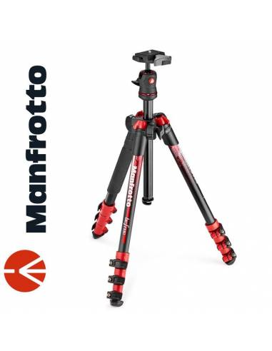 Manfrotto  Befree new ROJO...