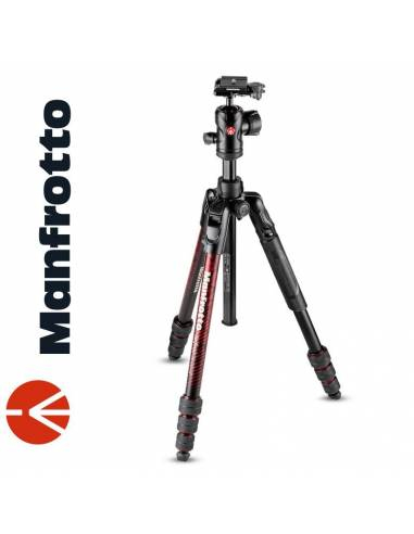 Manfrotto  Befree Advanced Twist Red...