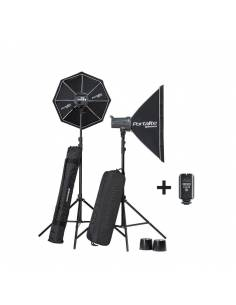 ELINCHROM D-LITE RX 4 TO GO KIT 2 Uds. SOFTBOX EL20839.2