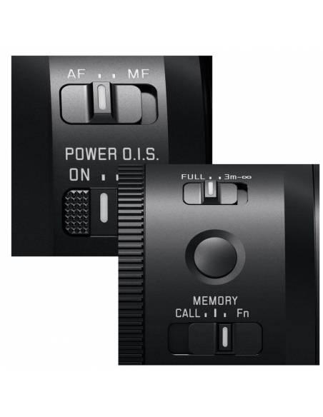 PANASONIC Lumix 200mm F2.8 Leica DG Elmarit + DMW-TC14 (teleconverter)