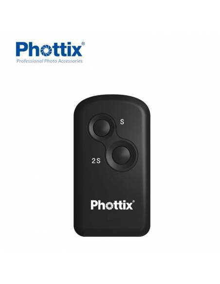 PHOTTIX Mando para Canon EOS infrarojo (PX10009)