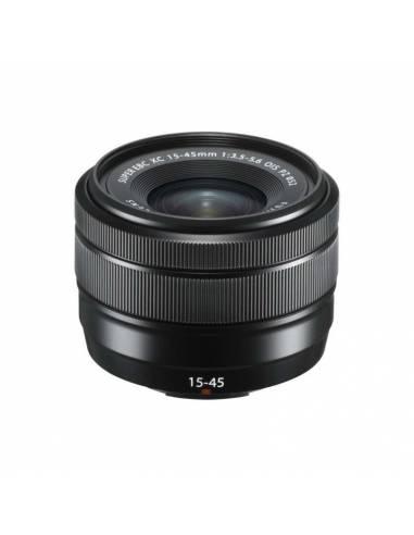 FUJINON XC15-45mmF3.5-5.6 OIS PZ BLACK