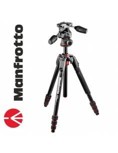 Manfrotto MK190GOC4-3W carbono