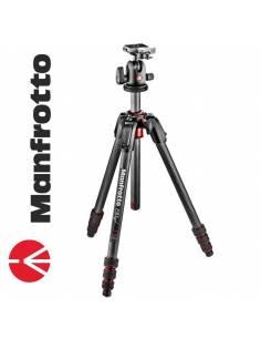 Manfrotto MK190GOC4-BH carbono