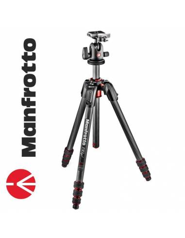 Manfrotto 190 GOC4-BH carbono (MK)