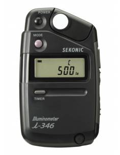 SEKONIC I-346 ILUMINOMETRO