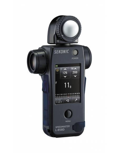 SEKONIC FOTOMETRO SPEEDMASTER L-858D