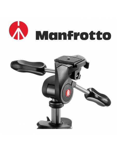 Manfrotto Trípode Compact light Negro MKCOMPACTLT-BK