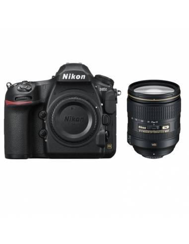 NIKON D850 + 24-120/4 VR