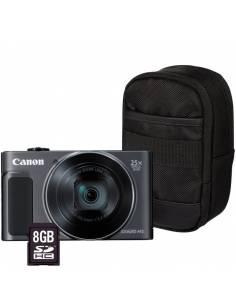CANON POWERSHOT SX620 HS Kit Essencials (Funda + SDHC 8GB)