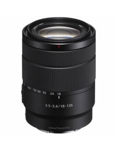 SONY 18-135mm F3.5-5.6 OSS (SEL18135)
