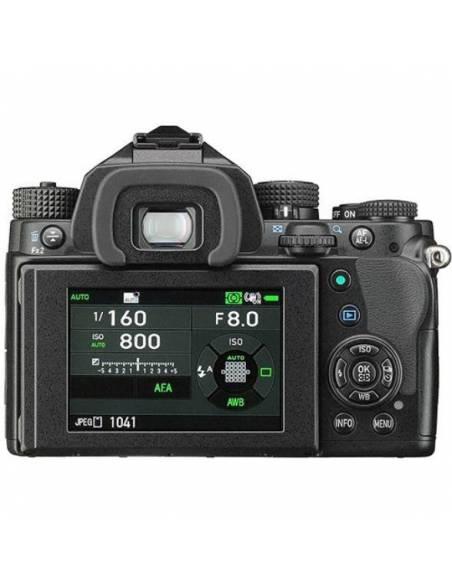 PENTAX KP (Black) + 18-50mm WR