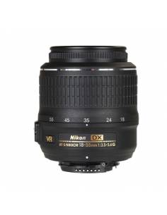 NIKON 18-55MM F/3.5-5.6G VR AF-S DX (kit)