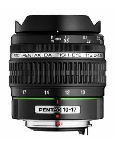 PENTAX 10-17mm DA Fish Eye f/3.5-4.5 ED (IF)