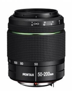 PENTAX 50-200mm f/4-5,6 ED WR