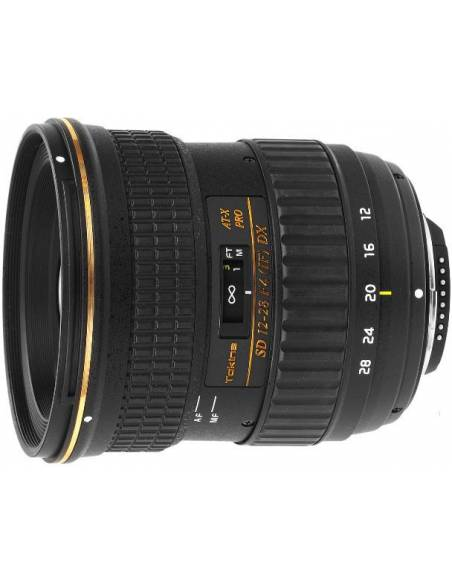 TOKINA 12-28mm F4 PRO DX AT-X (CANON)