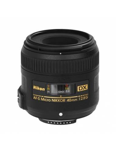 NIKON 40 MM F/2,8G MACRO AF-SDX