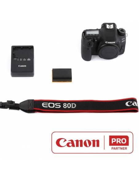Canon EOS 80D (cuerpo)
