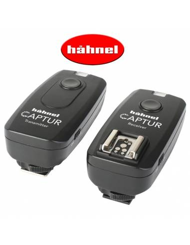 Hähnel CAPTUR Disparador remoto para Canon