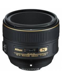 NIKON 58mm f/1.4G AF-S NANO