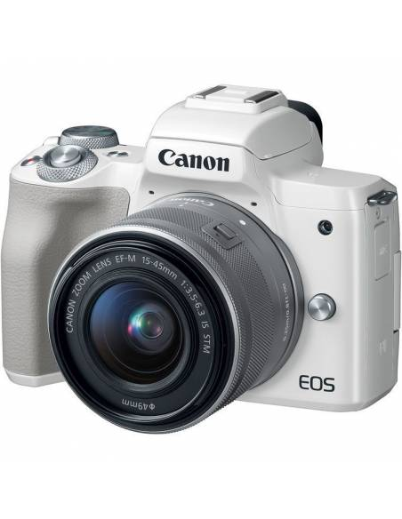 CANON EOS M50 + 15-45mm WHITE