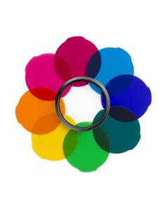 MANFROTTO - Filtros para LED LUMIMUSE - Set Multicolor
