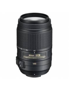 NIKON 55-300MM F/4.5-5.6G ED VR AF-S DX