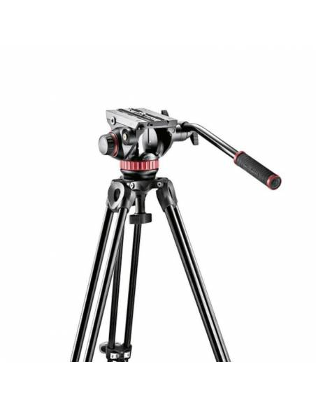 MANFROTTO - Kit video MVK502AM-1 (trípode aluminio MVT502AM + rótula MVH502A)