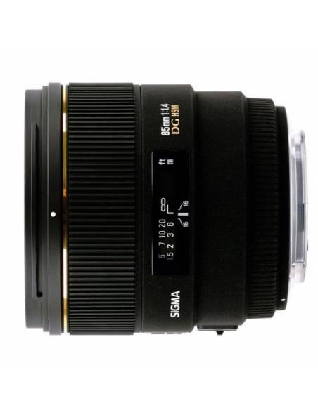 SIGMA  85mm F1.4 EX DG HSM para NIKON