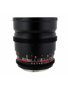 SAMYANG 16mm T2.2 V-DSLR (Fuji X)