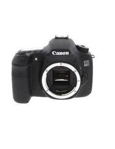 Canon EOS 60D (cuerpo) 36979 DISP 2ªMano ****