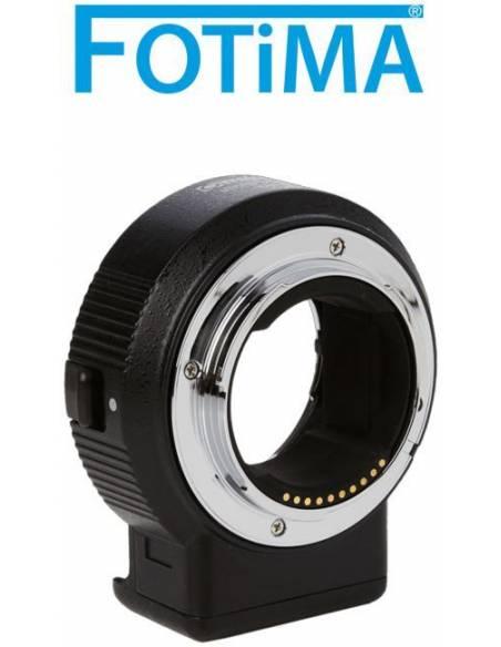Adaptador Fotima Canon lens a Olympus /Panasonic Body